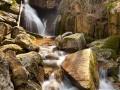 vodopád na Černém potoce