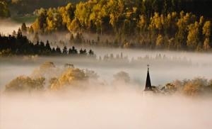 Kostel v Lučanech nad Nisou