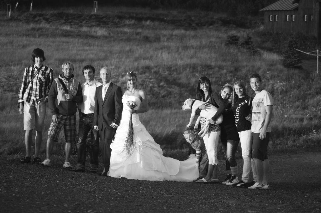 Svatební parta