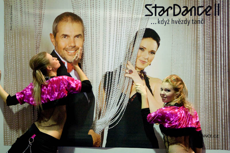 Zákulisí Stardance
