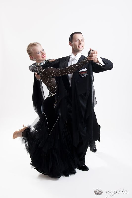 Taneční pár Astra Praha