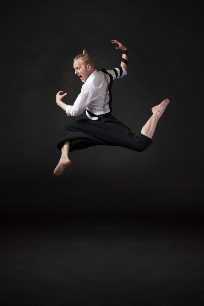 modern dance takt liberec 2014 Petr Faltus